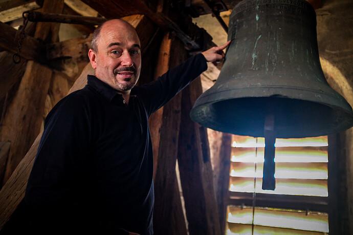 Zvon a Martin Patak
